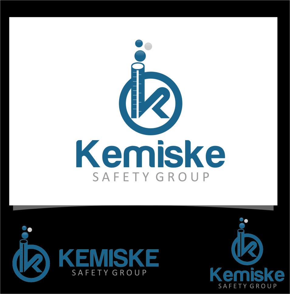 Logo Design by Ngepet_art - Entry No. 134 in the Logo Design Contest New Logo Design for Kemiske Safety Group Inc..