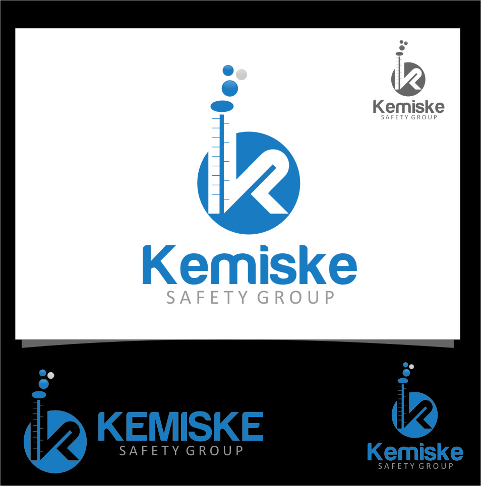 Logo Design by RasYa Muhammad Athaya - Entry No. 135 in the Logo Design Contest New Logo Design for Kemiske Safety Group Inc..