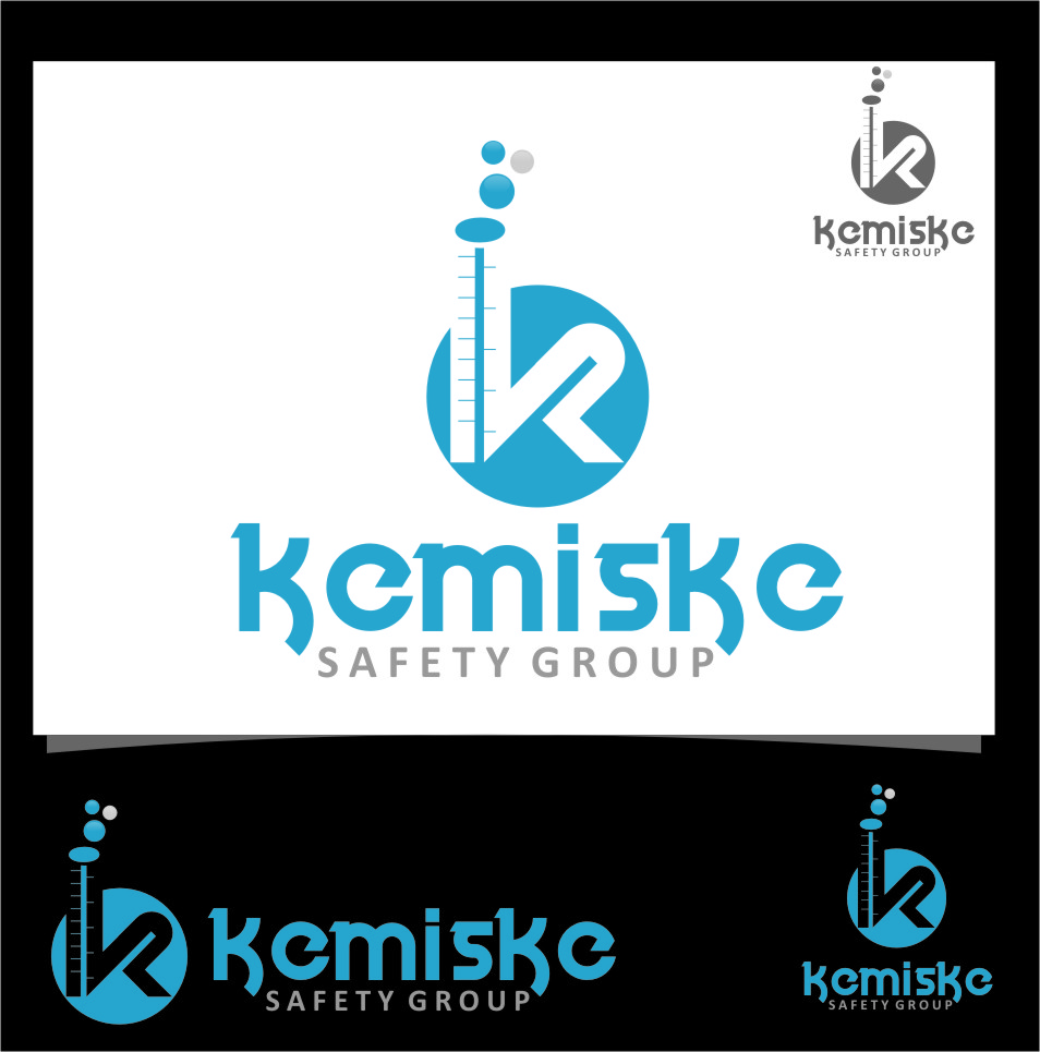 Logo Design by RasYa Muhammad Athaya - Entry No. 138 in the Logo Design Contest New Logo Design for Kemiske Safety Group Inc..