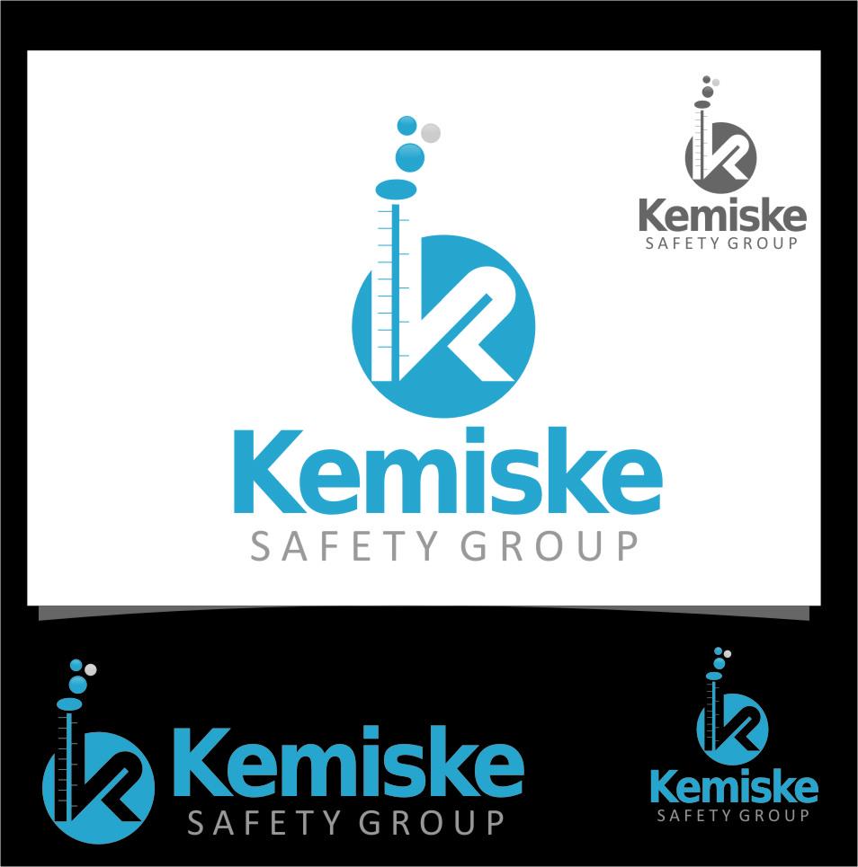 Logo Design by RasYa Muhammad Athaya - Entry No. 139 in the Logo Design Contest New Logo Design for Kemiske Safety Group Inc..