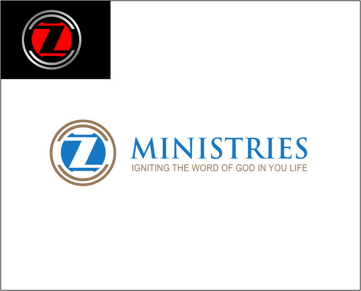 Logo Design by Agus Martoyo - Entry No. 65 in the Logo Design Contest Artistic Logo Design for Z Ministries.