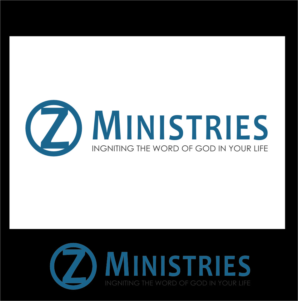 Logo Design by RasYa Muhammad Athaya - Entry No. 66 in the Logo Design Contest Artistic Logo Design for Z Ministries.