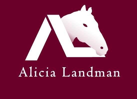 Logo Design by Ismail Adhi Wibowo - Entry No. 16 in the Logo Design Contest Fun Logo Design for Alicia Landman.