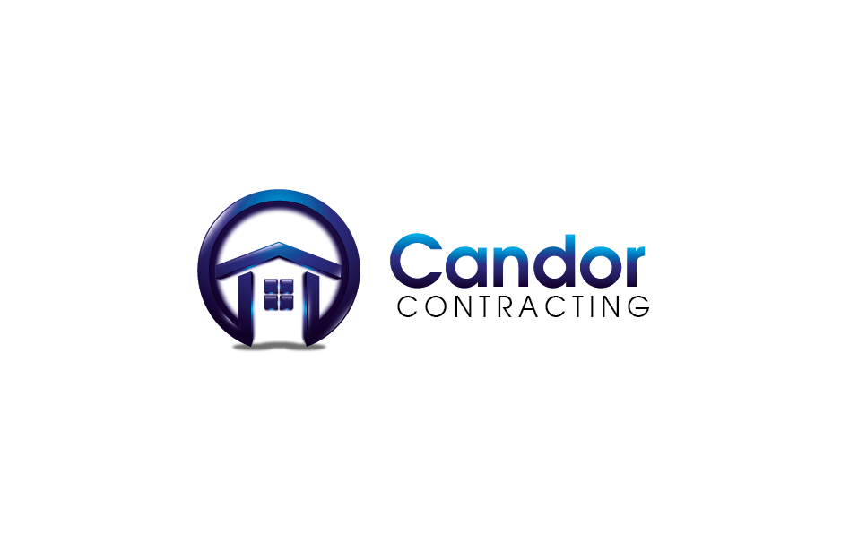Logo Design by Private User - Entry No. 20 in the Logo Design Contest Unique Logo Design Wanted for Candor Contracting.