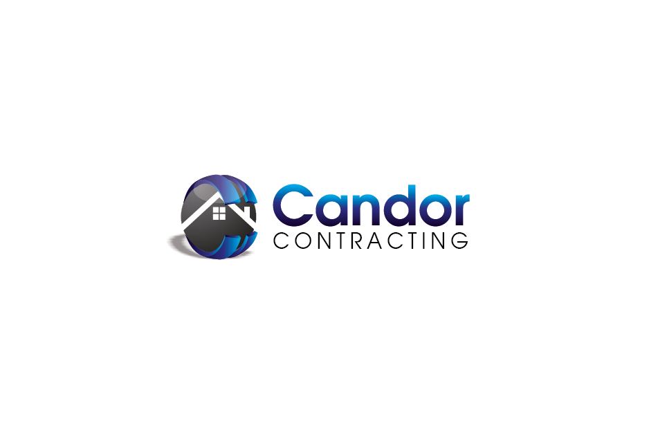 Logo Design by Private User - Entry No. 22 in the Logo Design Contest Unique Logo Design Wanted for Candor Contracting.