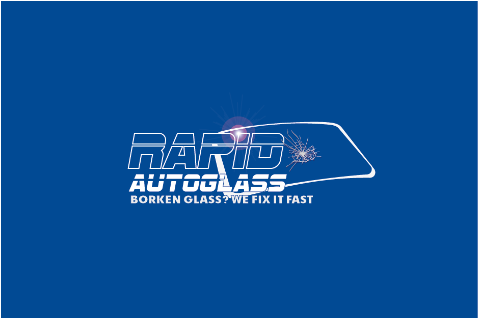 Logo Design by Private User - Entry No. 49 in the Logo Design Contest Unique Logo Design Wanted for Rapid Auto Glass.