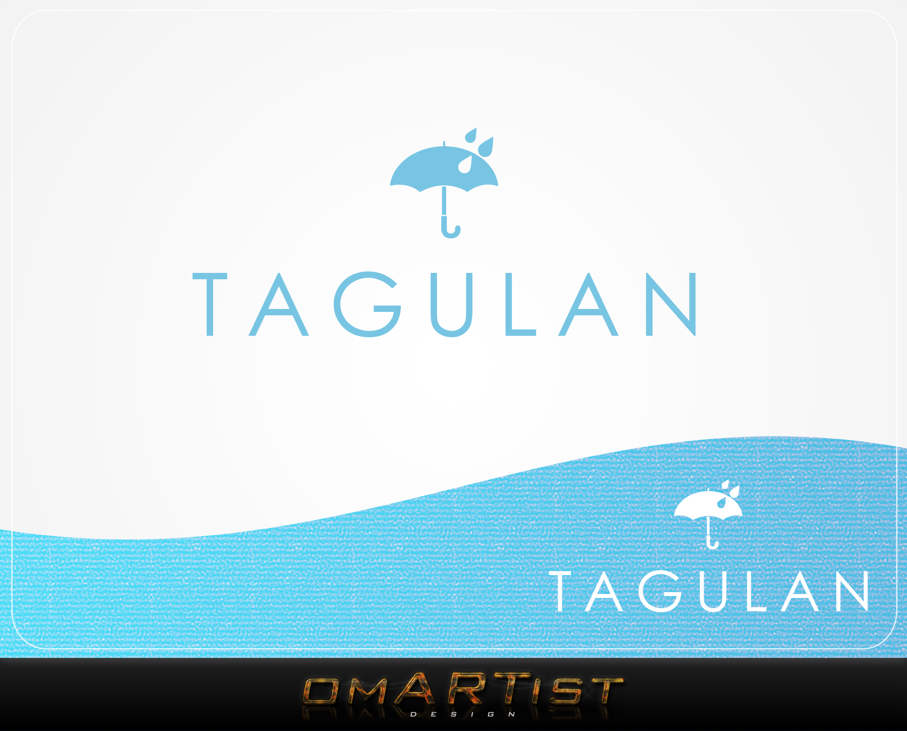 Logo Design by omARTist - Entry No. 145 in the Logo Design Contest Unique Logo Design Wanted for Tagulan.
