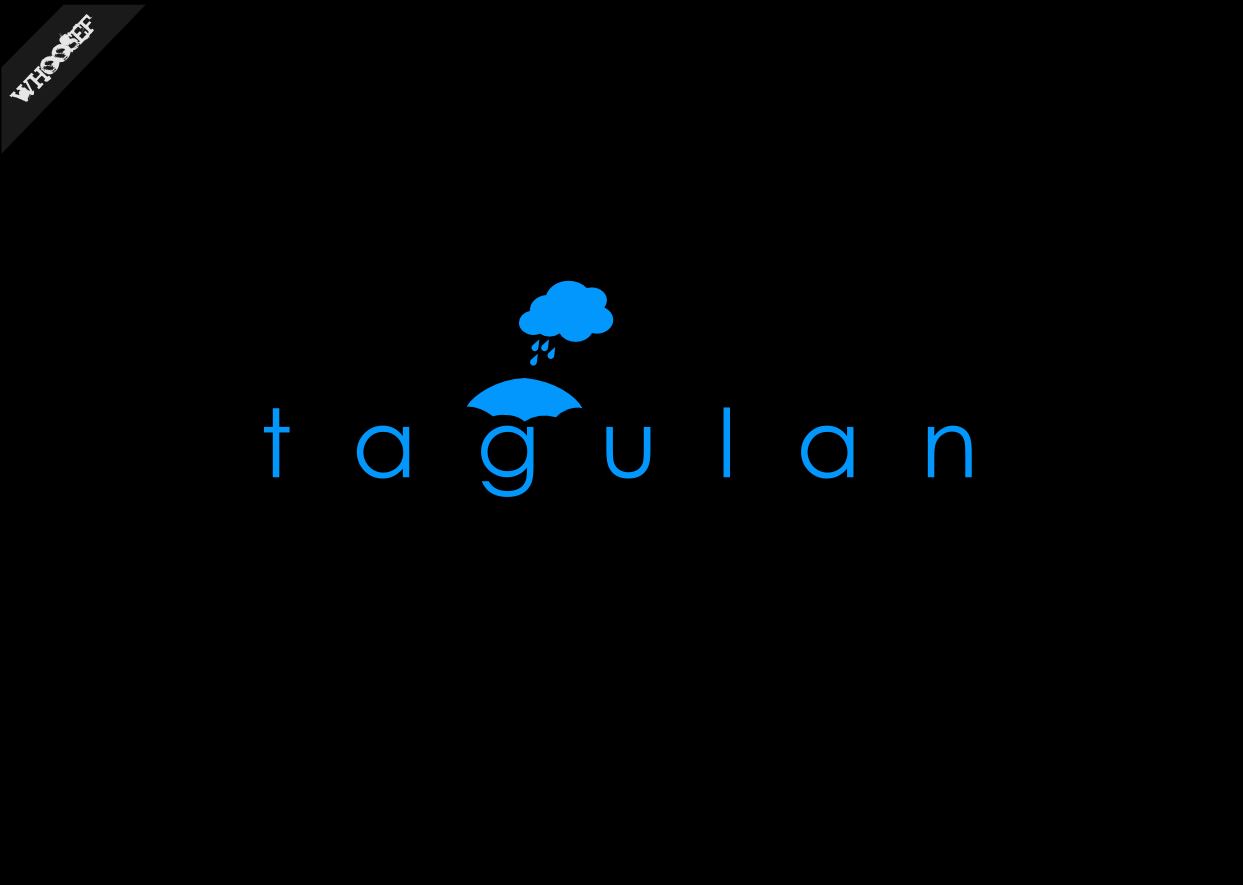 Logo Design by whoosef - Entry No. 146 in the Logo Design Contest Unique Logo Design Wanted for Tagulan.