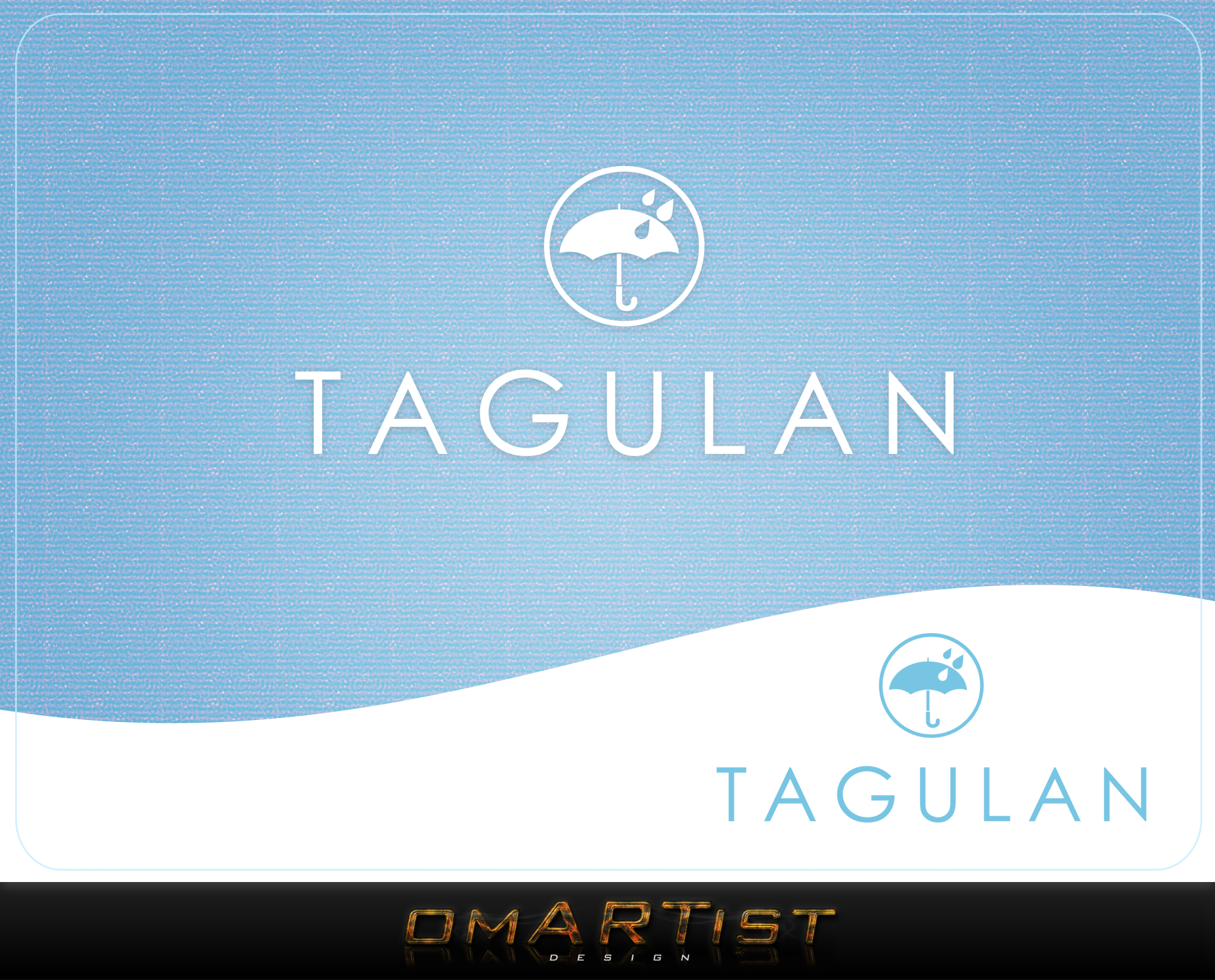 Logo Design by omARTist - Entry No. 149 in the Logo Design Contest Unique Logo Design Wanted for Tagulan.