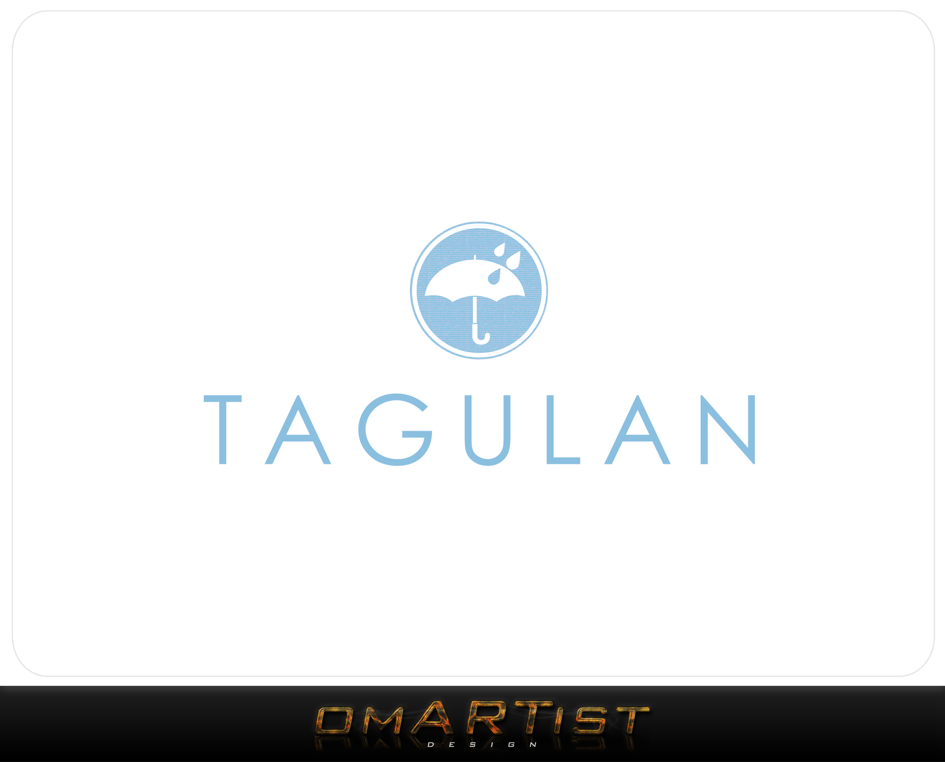 Logo Design by omARTist - Entry No. 150 in the Logo Design Contest Unique Logo Design Wanted for Tagulan.