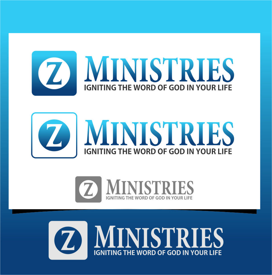 Logo Design by RasYa Muhammad Athaya - Entry No. 73 in the Logo Design Contest Artistic Logo Design for Z Ministries.