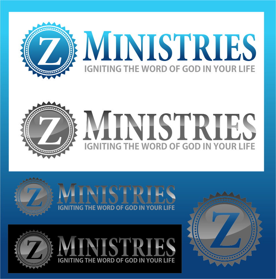 Logo Design by RasYa Muhammad Athaya - Entry No. 75 in the Logo Design Contest Artistic Logo Design for Z Ministries.