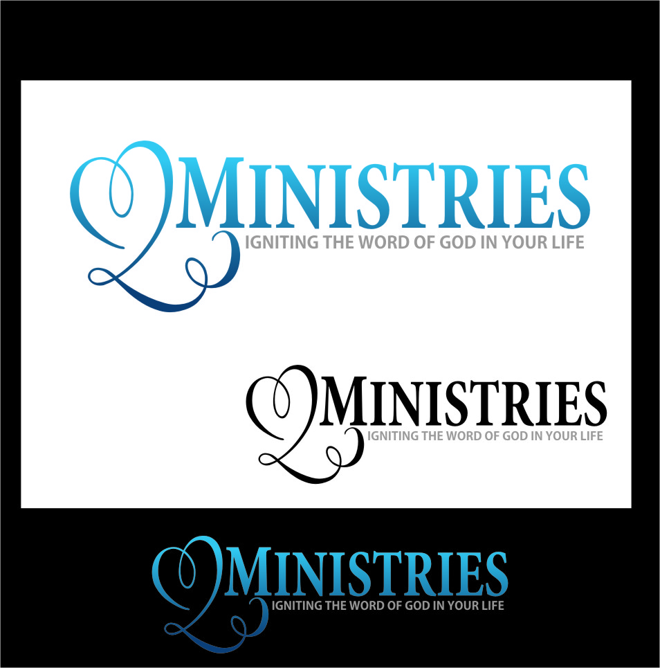 Logo Design by Ngepet_art - Entry No. 77 in the Logo Design Contest Artistic Logo Design for Z Ministries.