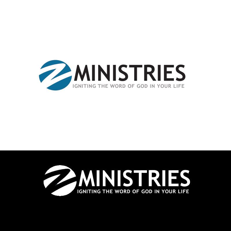 Logo Design by Private User - Entry No. 79 in the Logo Design Contest Artistic Logo Design for Z Ministries.