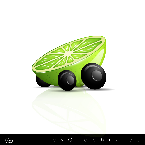 Logo Design by Les-Graphistes - Entry No. 28 in the Logo Design Contest AutoLime.