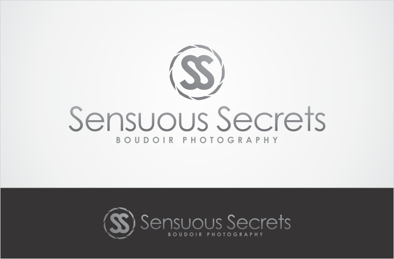 Logo Design by Dimas Irawan - Entry No. 11 in the Logo Design Contest Artistic Logo Design for Sensuous Secrets Boudoir Photography.