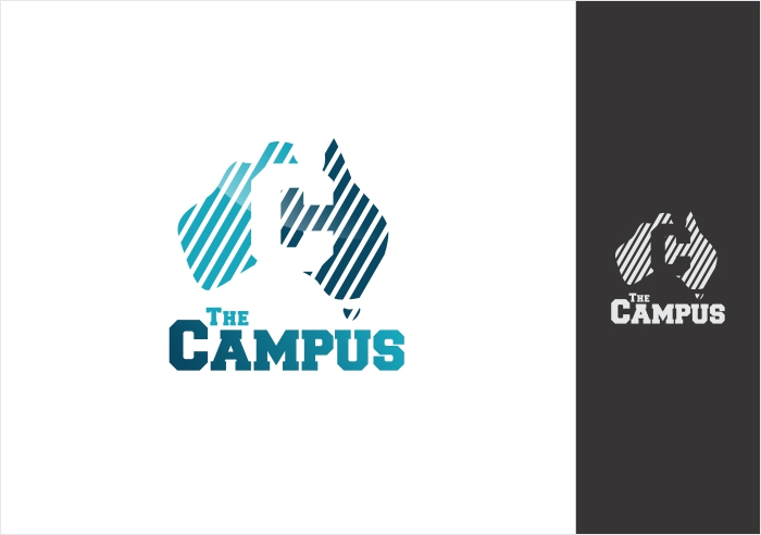Logo Design by Dimas Irawan - Entry No. 3 in the Logo Design Contest theCampus Logo Design.