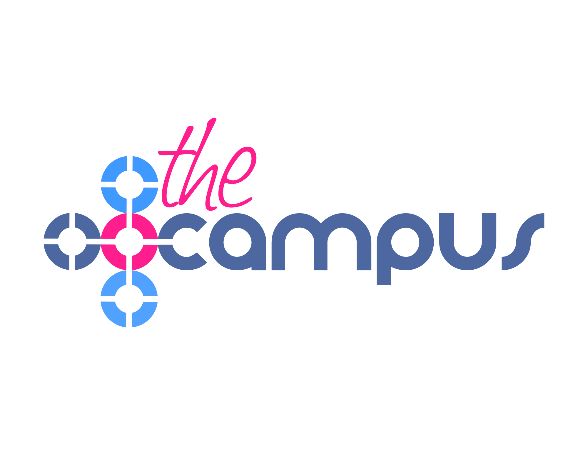 Logo Design by explogos - Entry No. 4 in the Logo Design Contest theCampus Logo Design.
