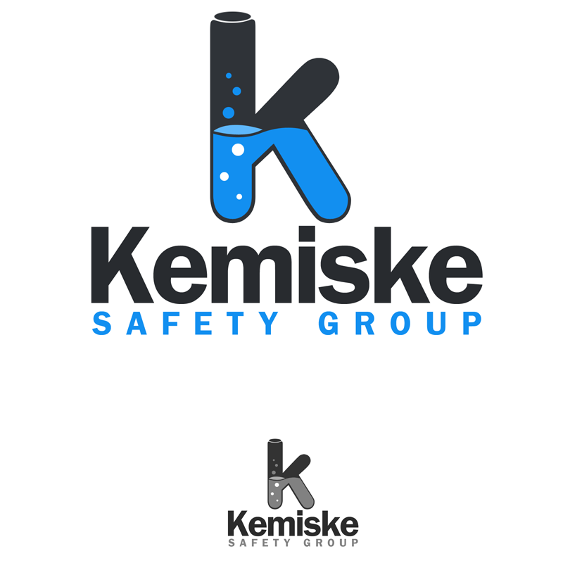 Logo Design by Private User - Entry No. 148 in the Logo Design Contest New Logo Design for Kemiske Safety Group Inc..