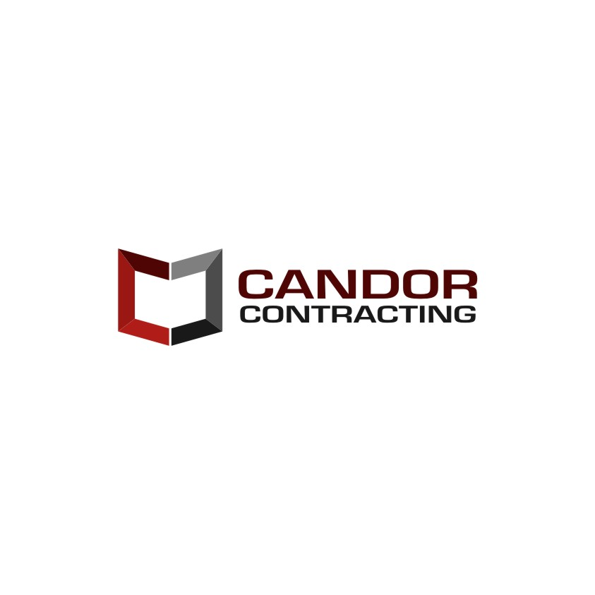Logo Design by untung - Entry No. 36 in the Logo Design Contest Unique Logo Design Wanted for Candor Contracting.