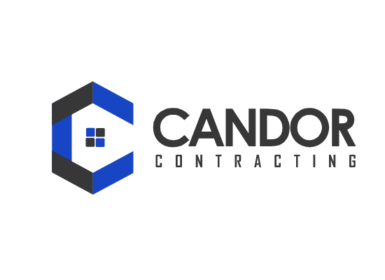 Logo Design by Ismail Adhi Wibowo - Entry No. 37 in the Logo Design Contest Unique Logo Design Wanted for Candor Contracting.