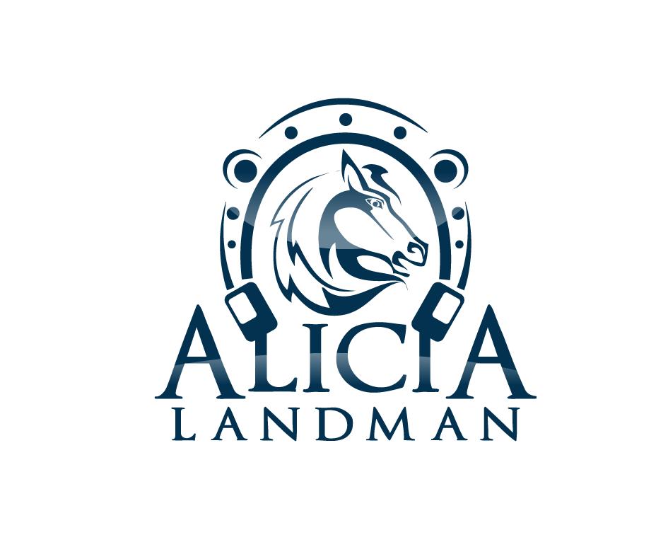 Logo Design by Yusuf Nurochim - Entry No. 41 in the Logo Design Contest Fun Logo Design for Alicia Landman.