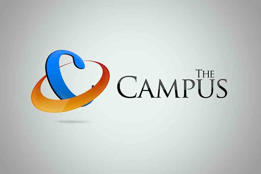 Logo Design by Ruzzel Zamora - Entry No. 6 in the Logo Design Contest theCampus Logo Design.