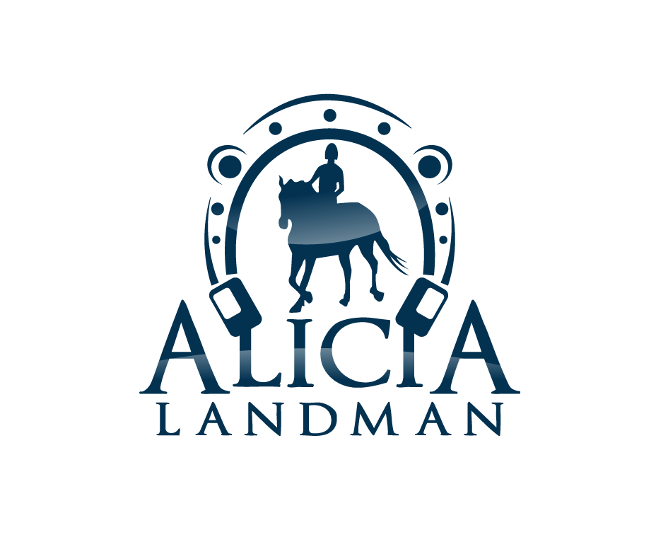 Logo Design by Yusuf Nurochim - Entry No. 42 in the Logo Design Contest Fun Logo Design for Alicia Landman.