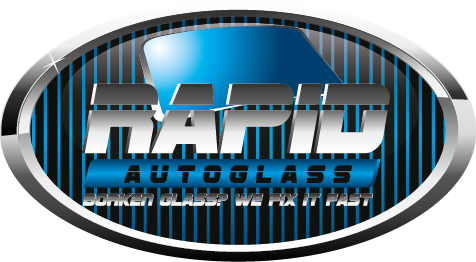 Logo Design by Private User - Entry No. 56 in the Logo Design Contest Unique Logo Design Wanted for Rapid Auto Glass.