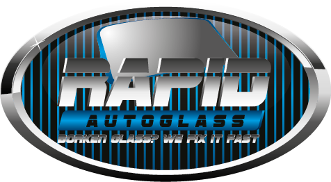 Logo Design by Private User - Entry No. 57 in the Logo Design Contest Unique Logo Design Wanted for Rapid Auto Glass.