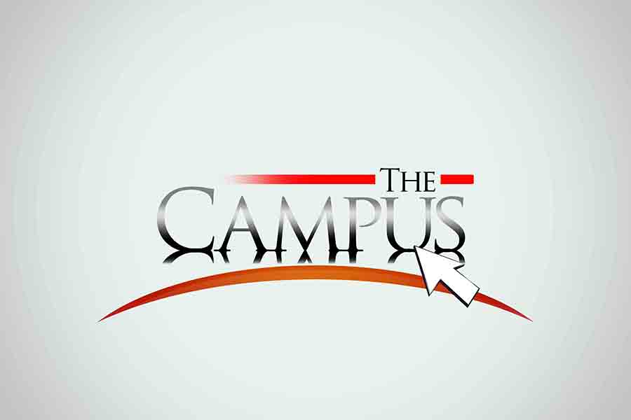 Logo Design by Ruzzel Zamora - Entry No. 7 in the Logo Design Contest theCampus Logo Design.