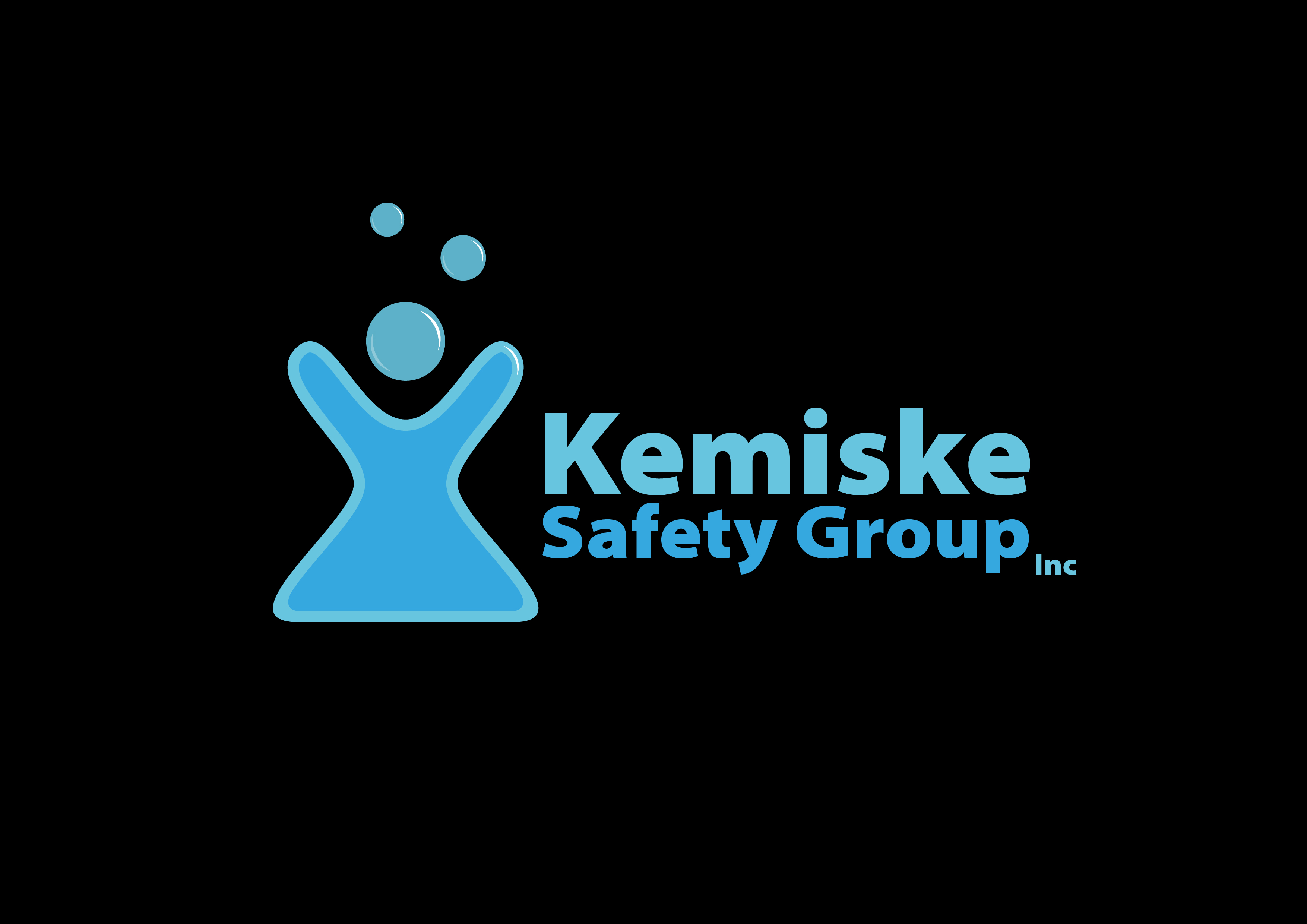 Logo Design by 3draw - Entry No. 155 in the Logo Design Contest New Logo Design for Kemiske Safety Group Inc..