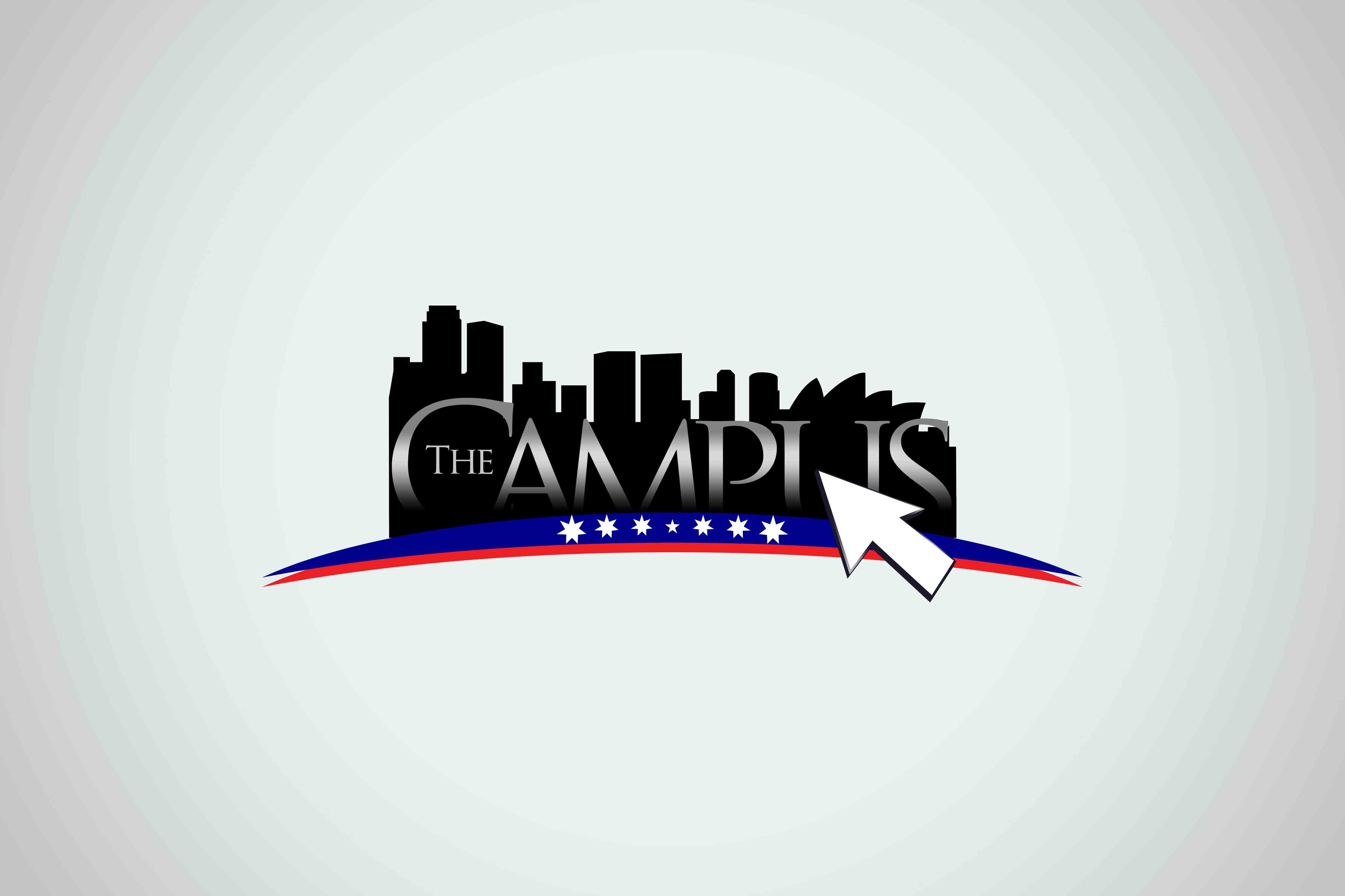 Logo Design by Ruzzel Zamora - Entry No. 8 in the Logo Design Contest theCampus Logo Design.
