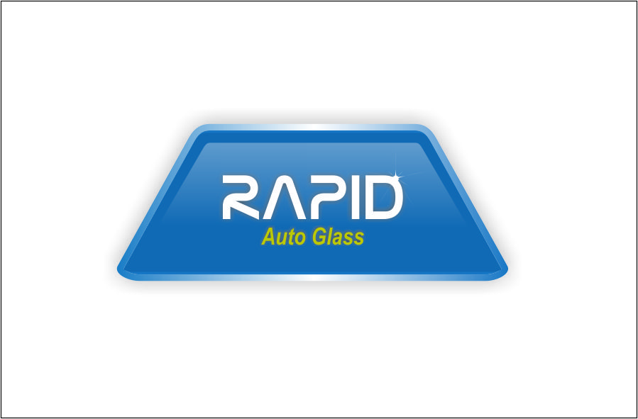 Logo Design by Agus Martoyo - Entry No. 59 in the Logo Design Contest Unique Logo Design Wanted for Rapid Auto Glass.