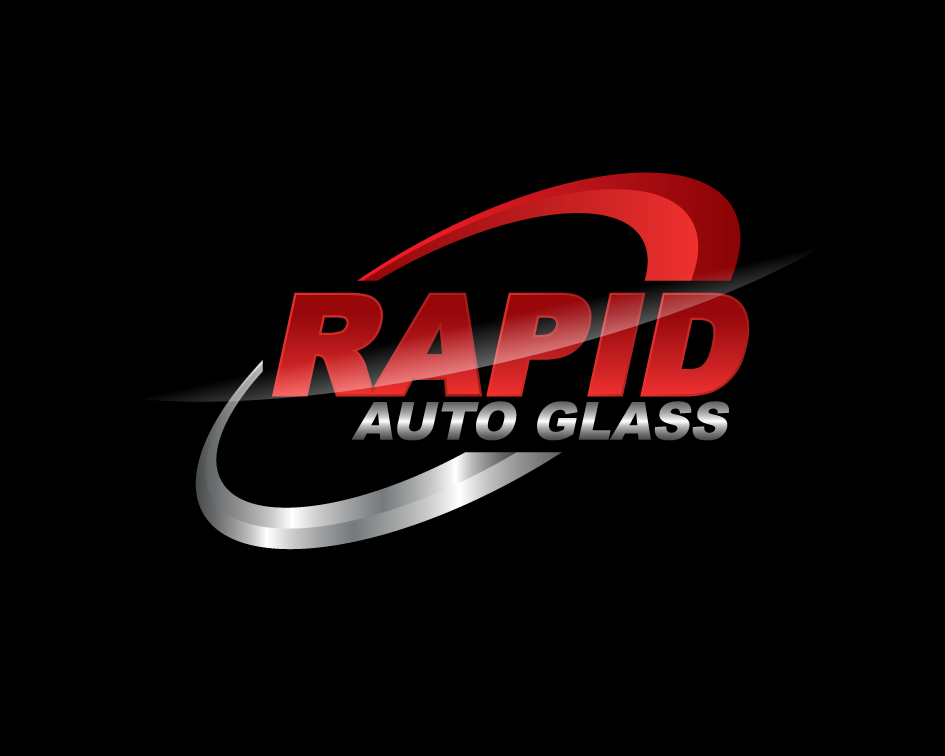 Logo Design by Yusuf Nurochim - Entry No. 61 in the Logo Design Contest Unique Logo Design Wanted for Rapid Auto Glass.