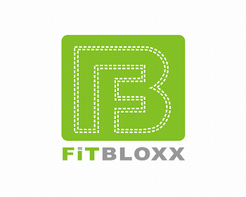 Logo Design by Rudy - Entry No. 66 in the Logo Design Contest FitBloxx (creating block fits for the apparel industry).