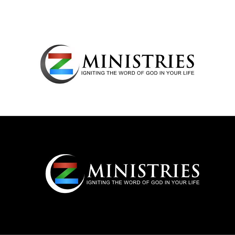 Logo Design by RAJU CHATTERJEE - Entry No. 97 in the Logo Design Contest Artistic Logo Design for Z Ministries.