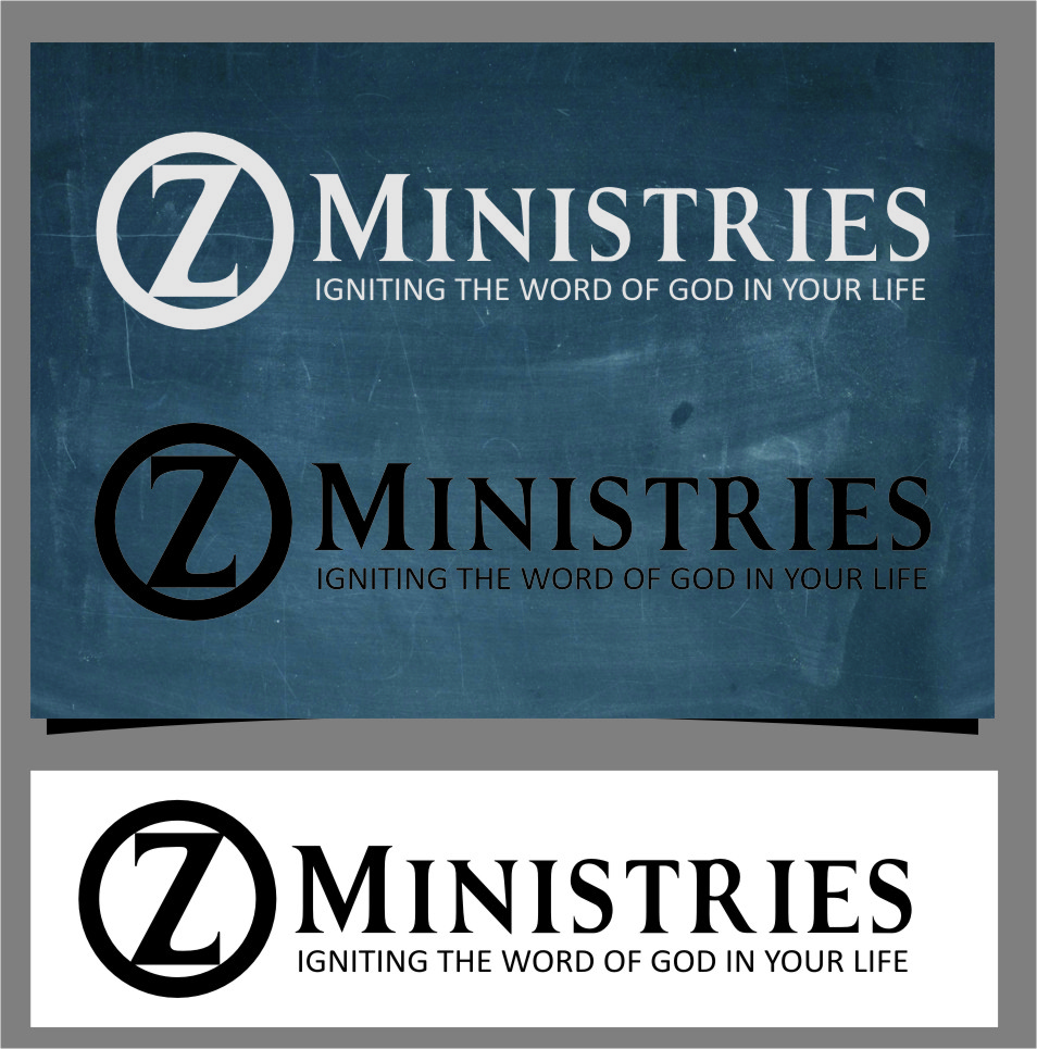 Logo Design by Ngepet_art - Entry No. 99 in the Logo Design Contest Artistic Logo Design for Z Ministries.
