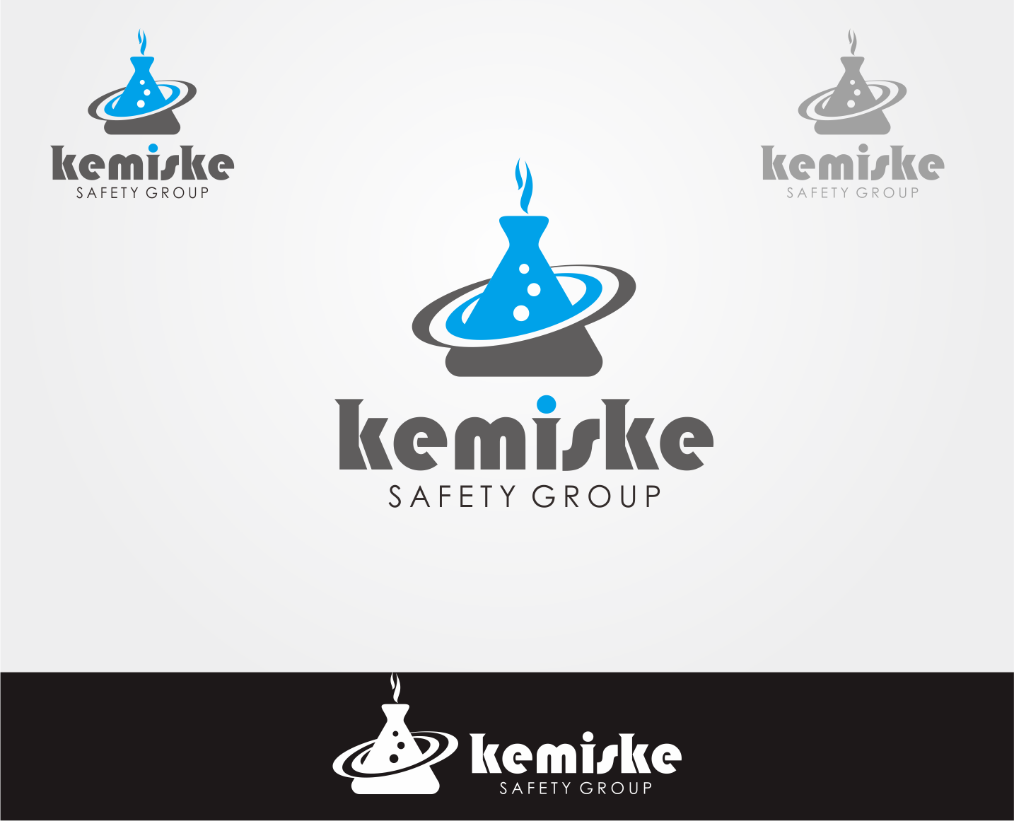 Logo Design by Armada Jamaluddin - Entry No. 172 in the Logo Design Contest New Logo Design for Kemiske Safety Group Inc..