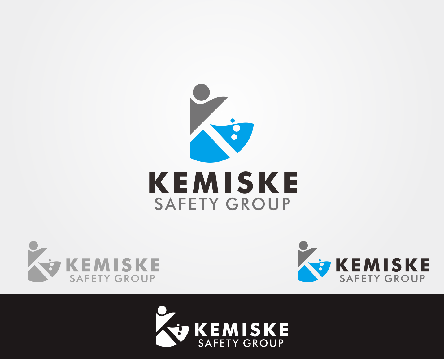 Logo Design by Armada Jamaluddin - Entry No. 173 in the Logo Design Contest New Logo Design for Kemiske Safety Group Inc..