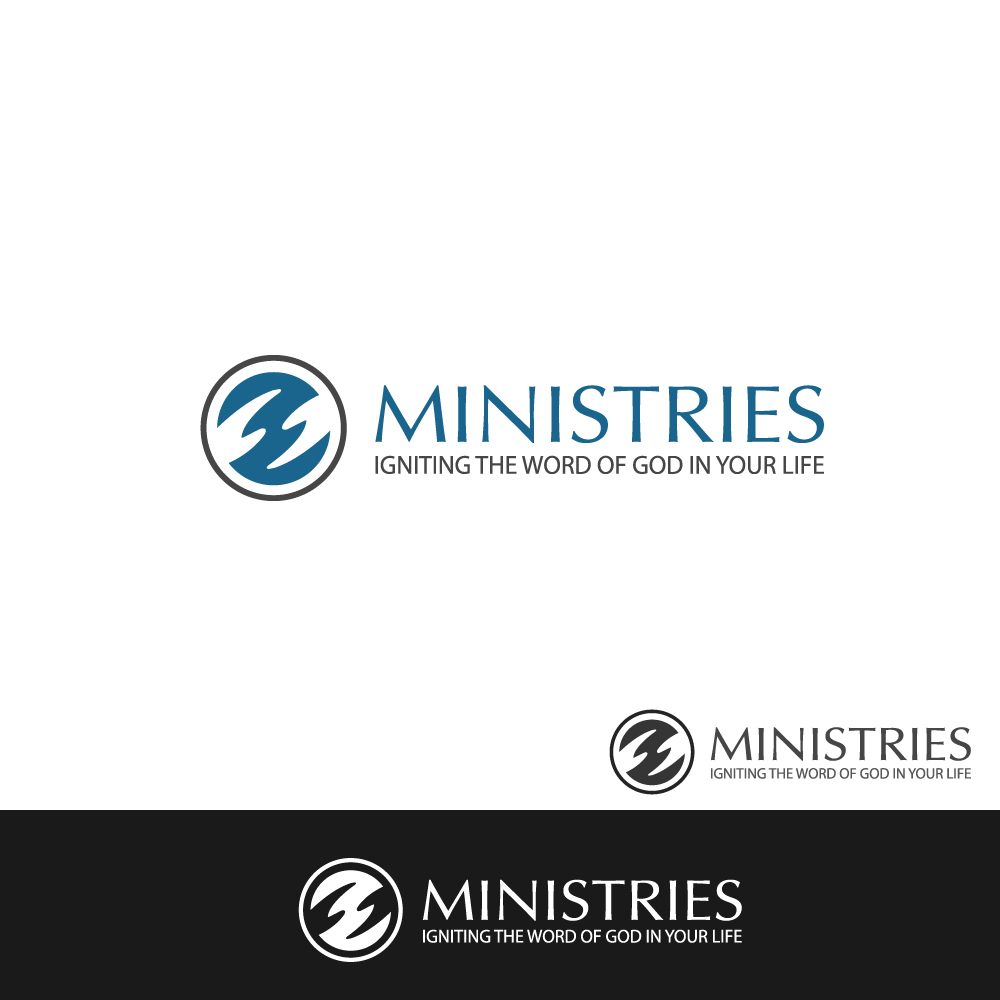 Logo Design by Private User - Entry No. 100 in the Logo Design Contest Artistic Logo Design for Z Ministries.