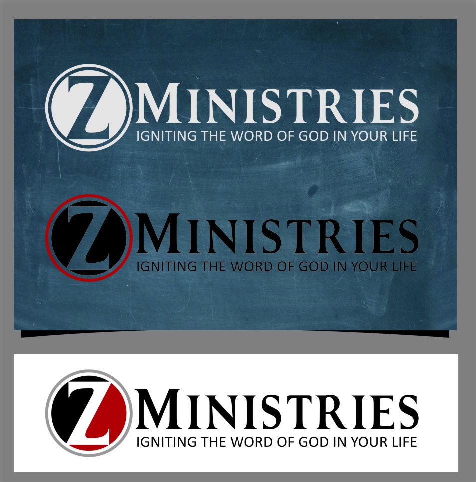Logo Design by RasYa Muhammad Athaya - Entry No. 103 in the Logo Design Contest Artistic Logo Design for Z Ministries.