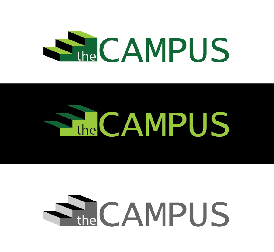Logo Design by Christina Evans - Entry No. 12 in the Logo Design Contest theCampus Logo Design.