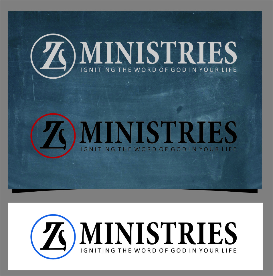 Logo Design by RasYa Muhammad Athaya - Entry No. 104 in the Logo Design Contest Artistic Logo Design for Z Ministries.