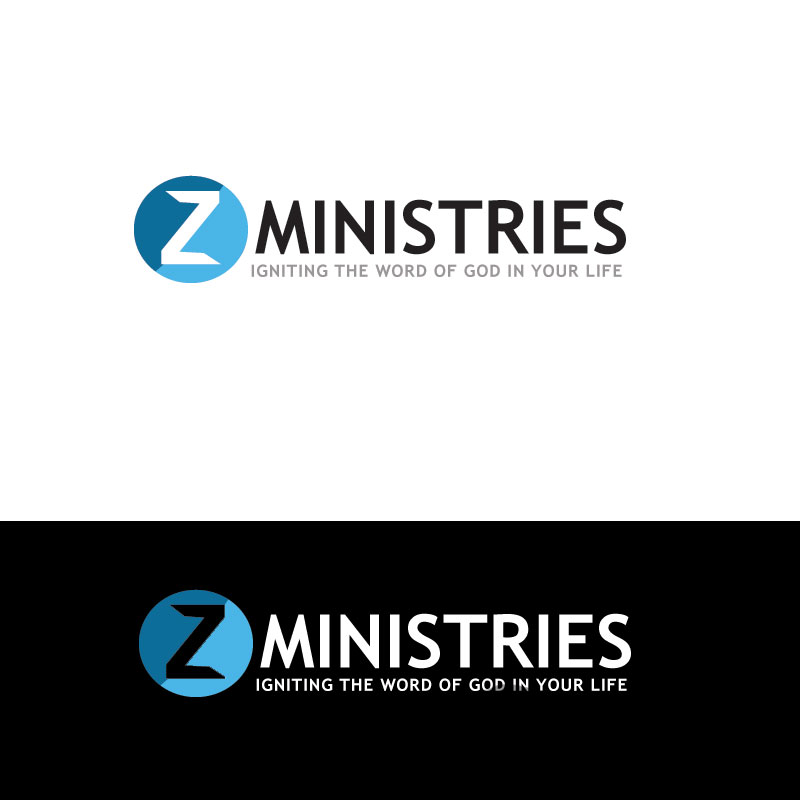 Logo Design by Private User - Entry No. 105 in the Logo Design Contest Artistic Logo Design for Z Ministries.