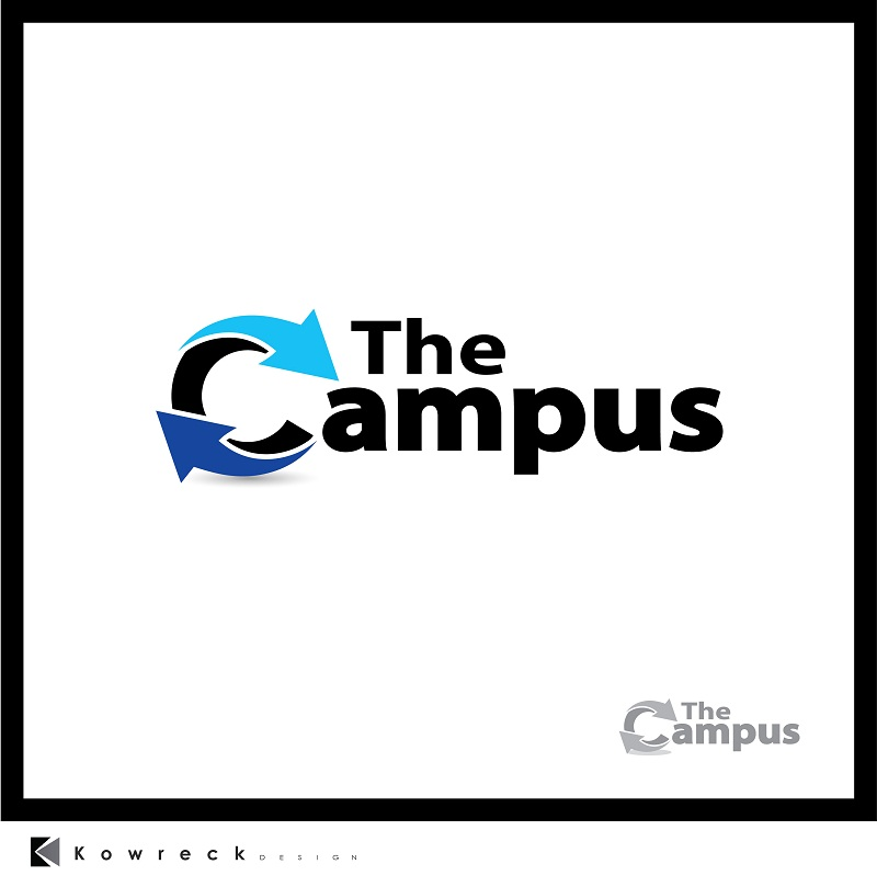 Logo Design by kowreck - Entry No. 13 in the Logo Design Contest theCampus Logo Design.