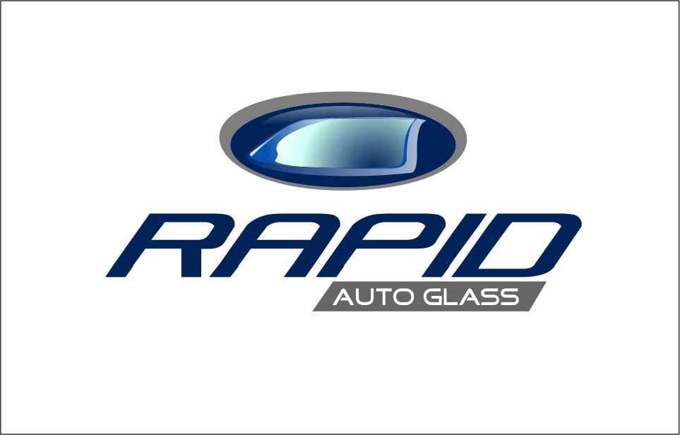 Logo Design by Agus Martoyo - Entry No. 65 in the Logo Design Contest Unique Logo Design Wanted for Rapid Auto Glass.