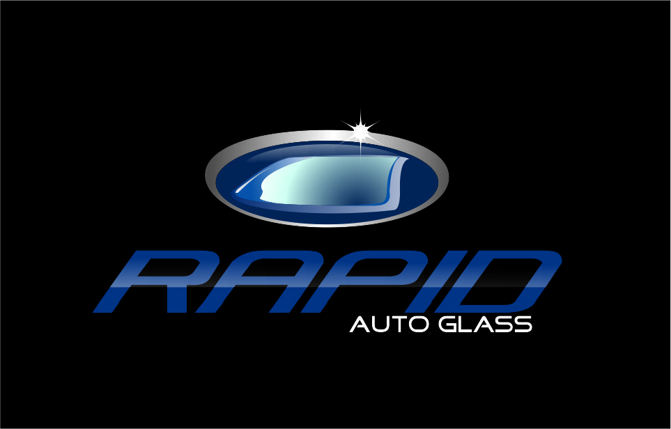 Logo Design by Agus Martoyo - Entry No. 66 in the Logo Design Contest Unique Logo Design Wanted for Rapid Auto Glass.