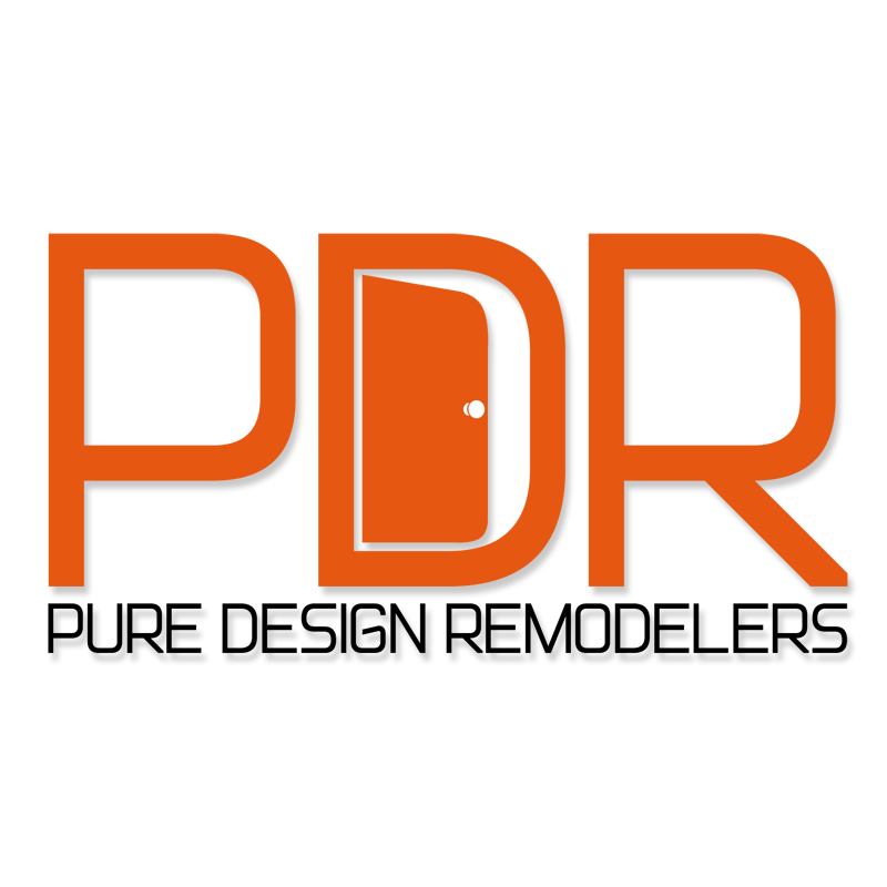 Logo Design by Private User - Entry No. 74 in the Logo Design Contest Custom Logo Design for Pure Design Remodelers.