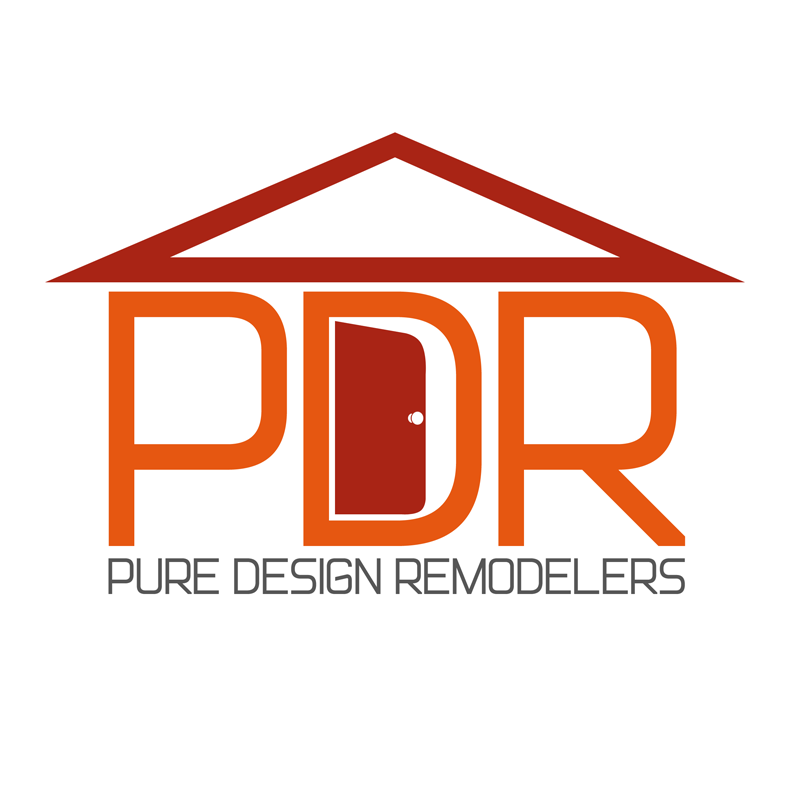 Logo Design by Private User - Entry No. 75 in the Logo Design Contest Custom Logo Design for Pure Design Remodelers.
